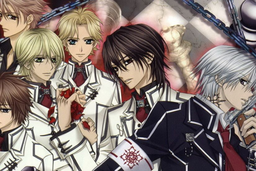... vampire knight wallpapers wallpapersafari ...