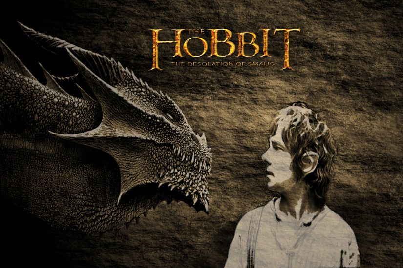 The Hobbit Desolation Of Smaug HD Wallpaper For Your PC Desktop .