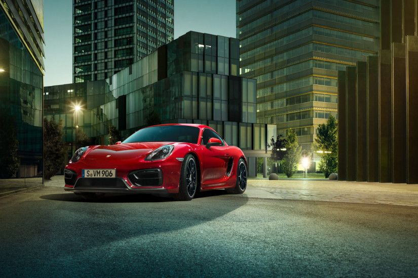 Porsche Cayman GTS 2014 Wallpaper 002