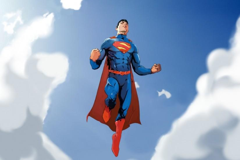 free superman wallpaper 1920x1080 screen