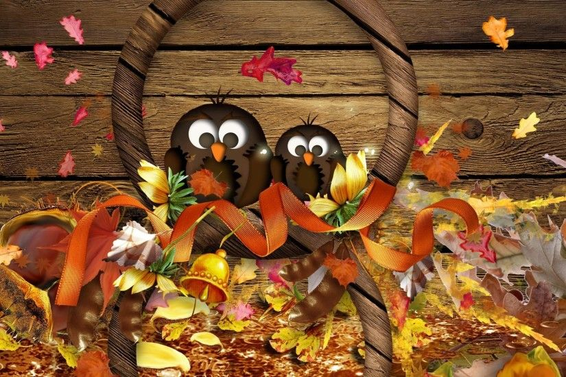 Cute Thanksgiving Screensavers | Thanksgiving HD Desktop Wallpapers for…