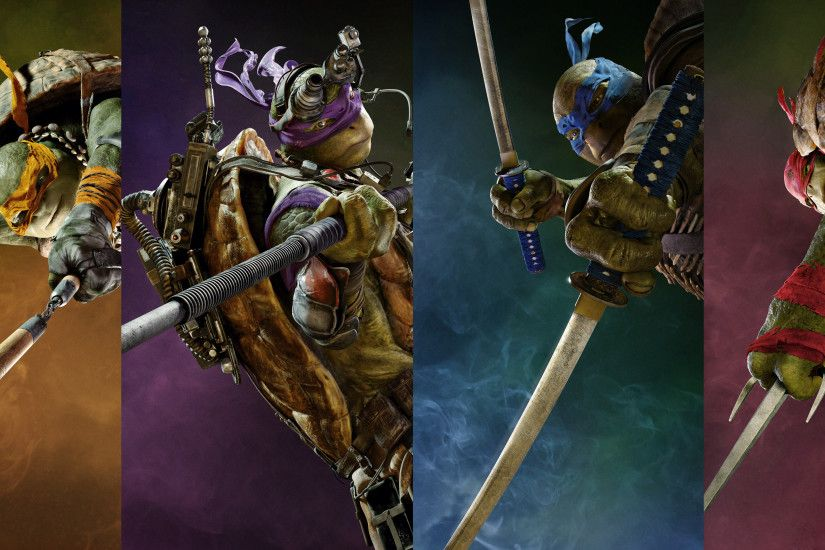 Free Download Tmnt Wallpapers High Resolution.