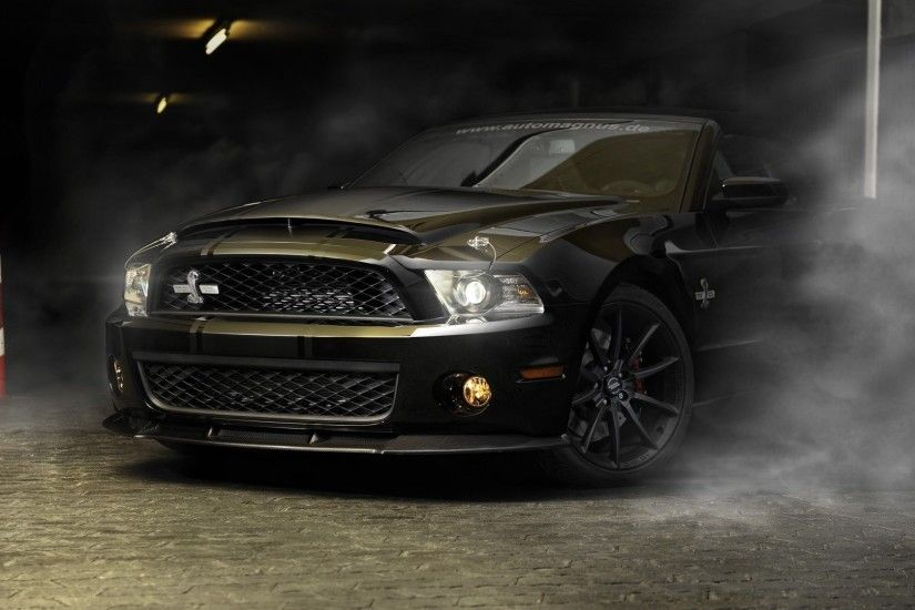 Vehicles - Ford Mustang Shelby Cobra GT 500 Wallpaper