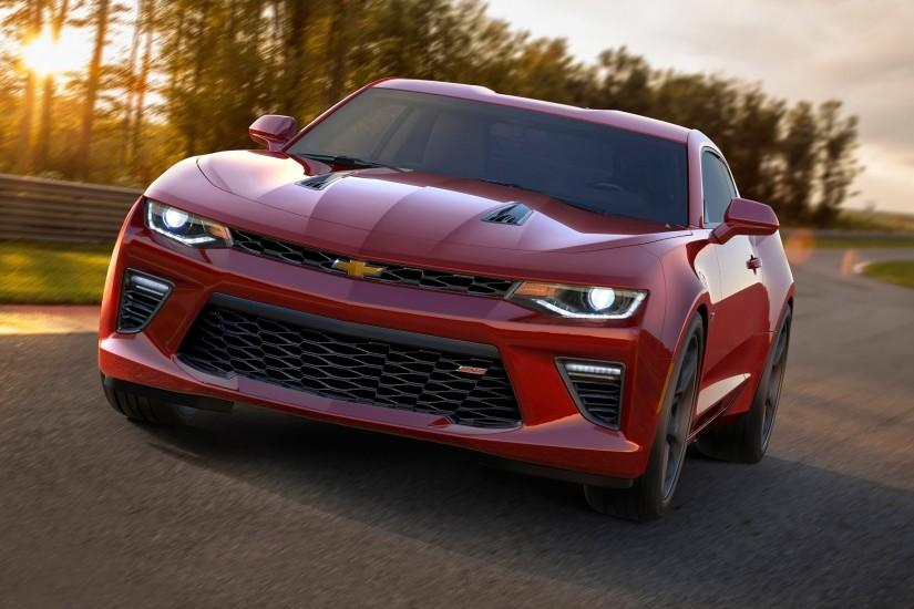 2016 Chevrolet Camaro SS Wallpapers | HD Wallpapers
