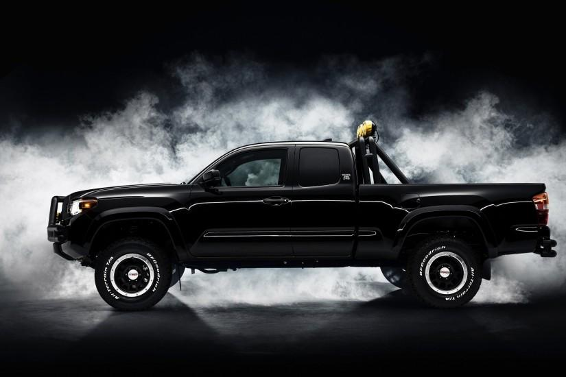 2016 Toyota Tacoma Back-to-the-Future pickup 4x4 concept back future sci-fi  wallpaper | 2560x1600 | 840581 | WallpaperUP