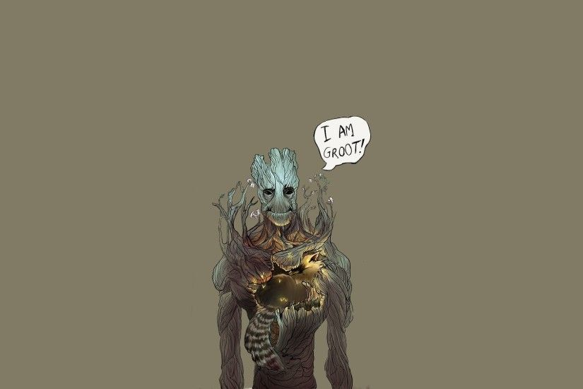 Groot, Guardians Of The Galaxy Wallpapers HD / Desktop and Mobile  Backgrounds