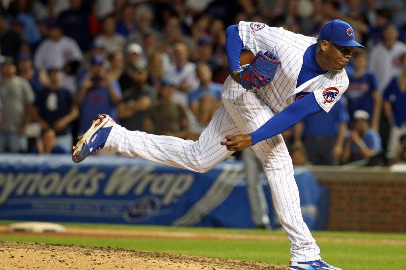 Aroldis Chapman's introduction to the local media was choppy, at best. But  President Theo Epstein couldn't be more pleased with the contributions of  the ...