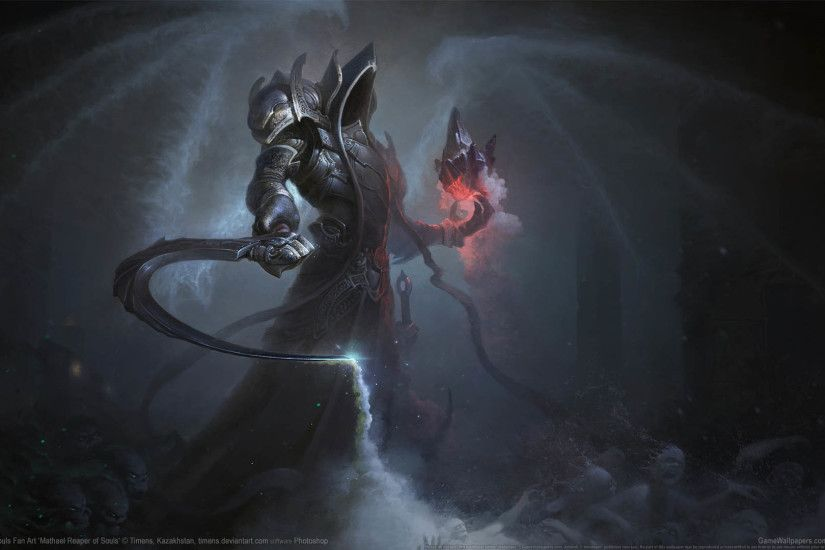Diablo 3: Reaper of Souls Fan Art wallpaper 11 1920x1080