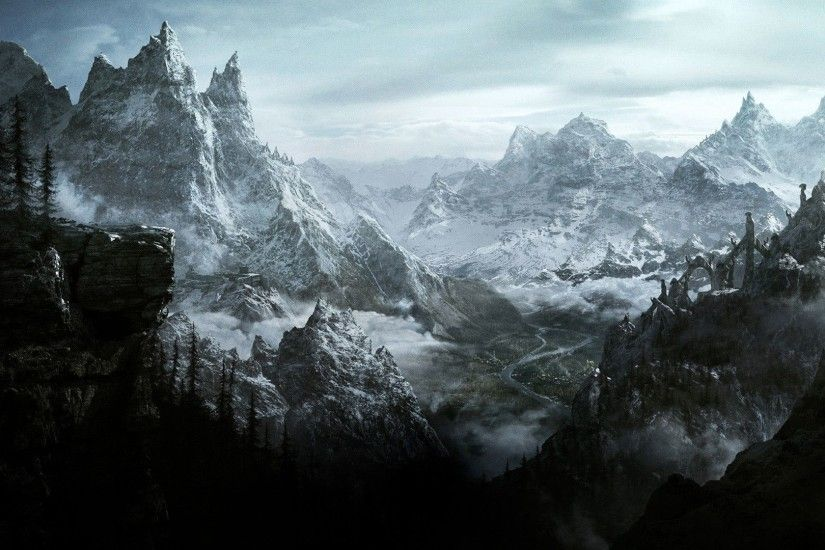 Skyrim Wallpapers Background
