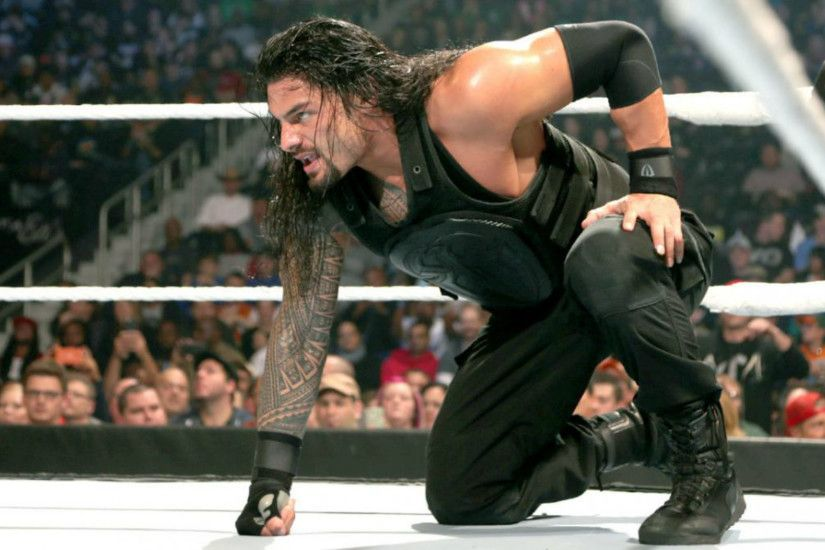 WWE Superstar Wrestler Roman Reigns HD Wallpapers