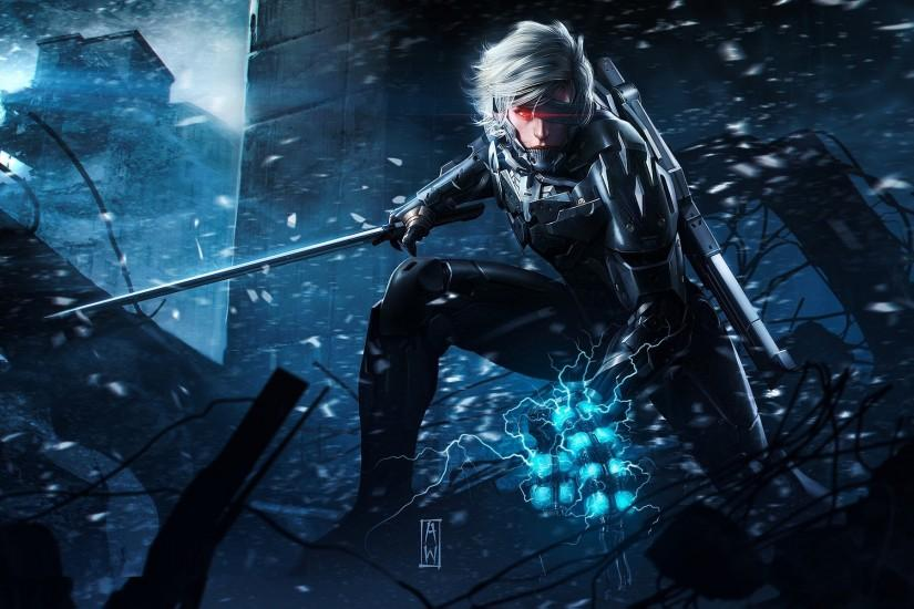 Metal Gear Rising Revengeance Game Wallpapers | HD Wallpapers