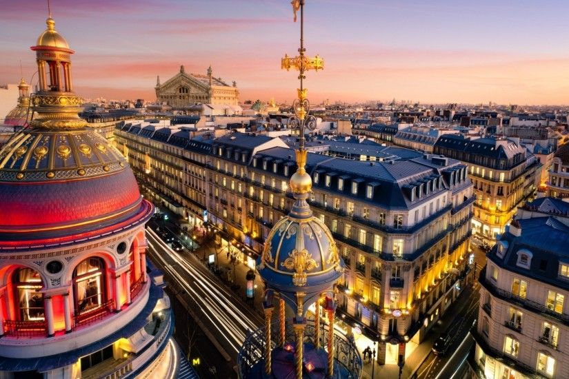 Beauty Of Paris HD Wallpapers Free Download