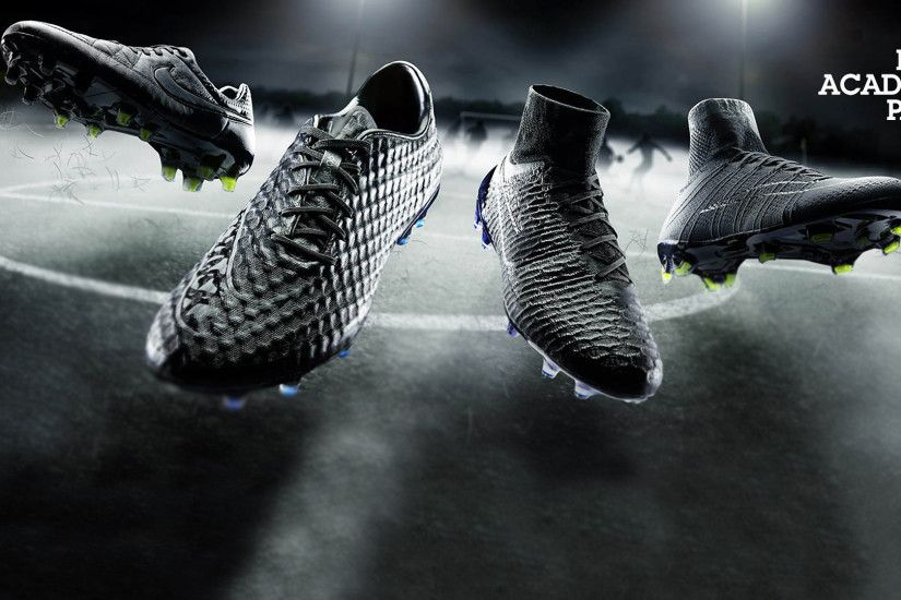 Nike Blackout Soccer-Shoes Football wallpaper HD. Free desktop .