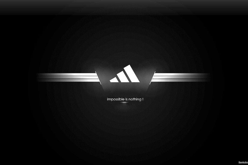 Adidas Logo Wallpaper Hd By K1ngston On Deviantart | HD Wallpapers .
