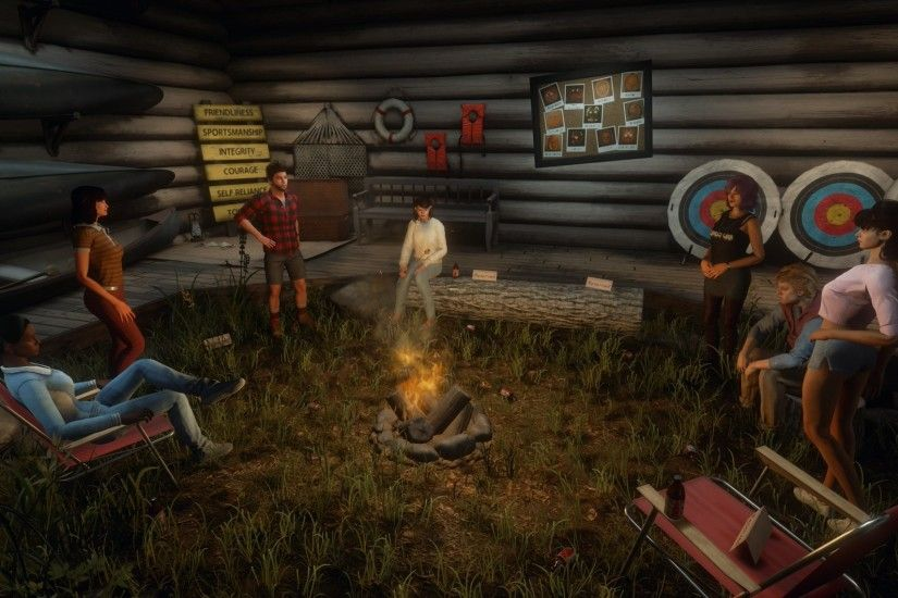 Download Friday the 13th The Game HD Image