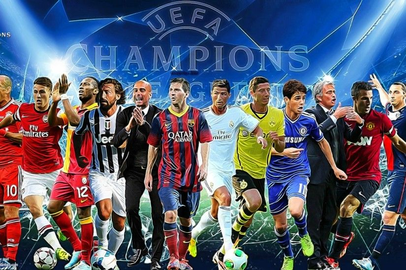 Champions League UEFA Wallpapers Wallpaper | Wallpapers 4k | Pinterest |  Wallpaper