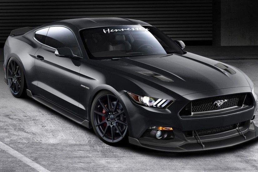 2015 Hennessey Ford Mustang GT Wallpaper | HD Car Wallpapers