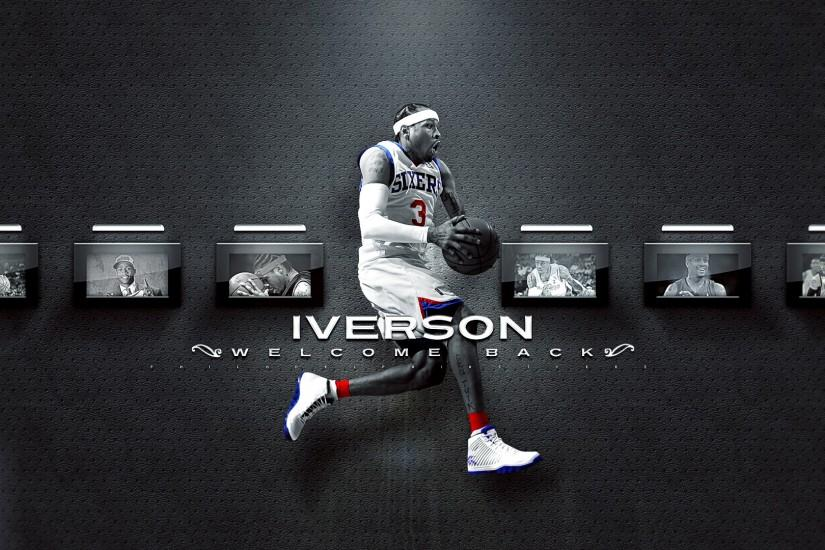 Images Download Allen Iverson Wallpapers HD.