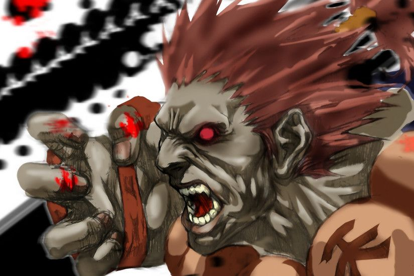 Street Fighter Akuma Wallpapers High Definition with HD Wallpaper  Resolution 1920x1200 px 977.63 KB Games 1920x1080