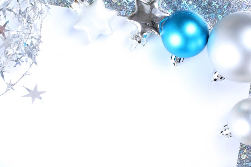 Silver Christmas Wallpaper (06)