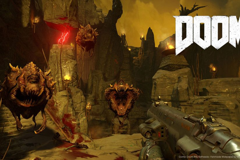 ... Doom Wallpaper and Background | 1440x900 | ID:20248 Doom 2 ...