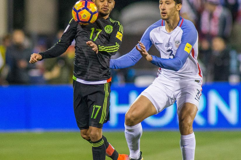 Soccer: 2018 FIFA World Cup Qulafying-Mexico at USA