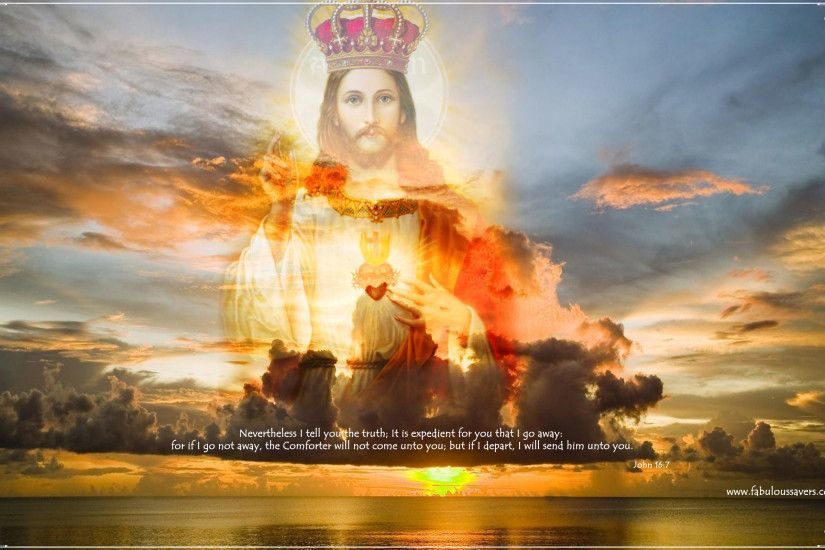 Free Ascension Of Jesus Christ Into Heaven, computer desktop wallpapers,  pictures, images