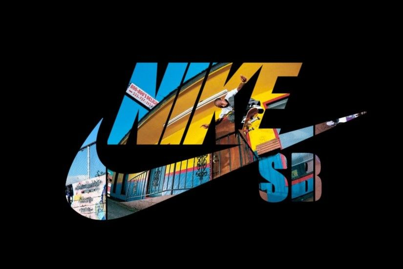 ... Nike Logo Wallpaper on WallpaperGet.com