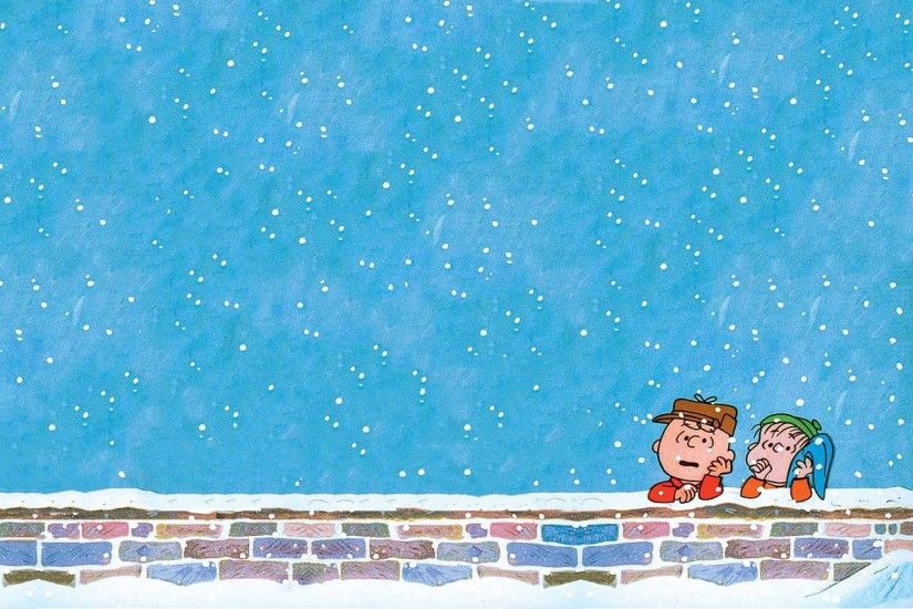 Peanuts Winter Wallpaper - WallpaperSafari