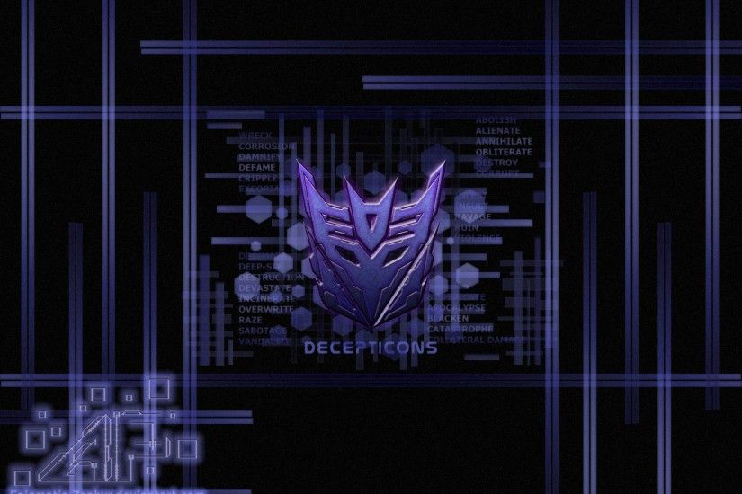 Transformers Decepticons Wallpaper - WallpaperSafari ...