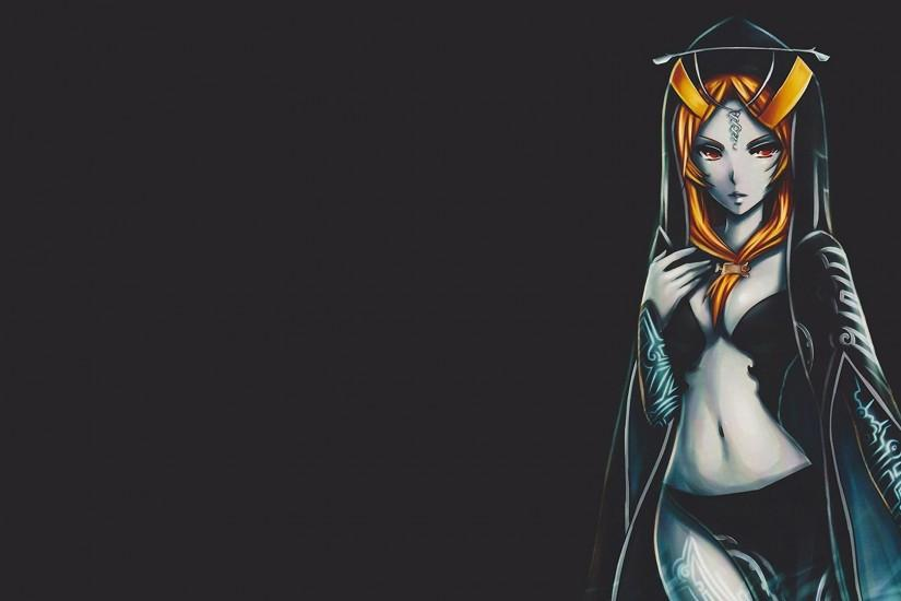 Zelda Midna Twilight Princess HD wallpaper thumb