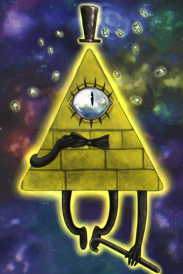 Bill Cipher Gravity Falls Scary Pictures to Pin on Pinterest .