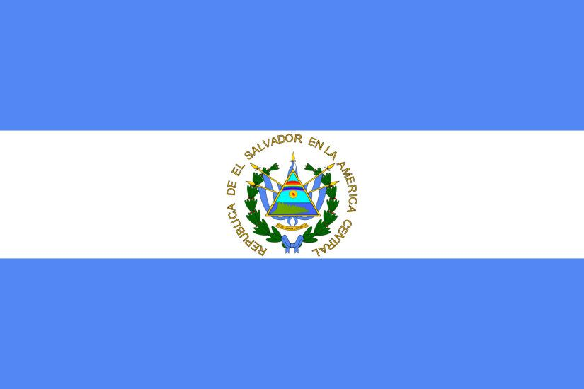 El Salvador Flag ID: 534382758 Wallpaper for Free - Best HD Widescreen Pics