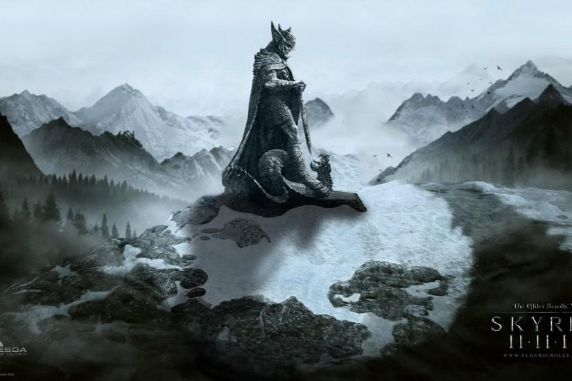 The Elder Scrolls V: Skyrim Wallpapers | Free Downloads | inMotion .