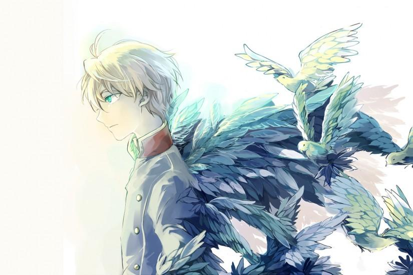 Zero HD Wallpaper Slaine, Aldnoah Zero, anime