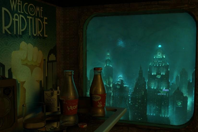 bioshock rapture wallpaper 1080pBioShock Rapture Wallpapers HD .