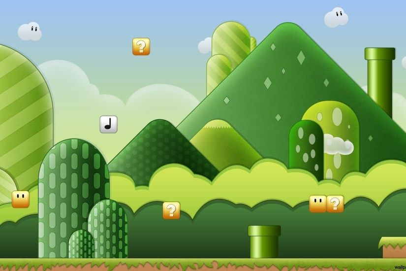 4 Super Mario Advance 2 - Super Mario World HD Wallpapers | Backgrounds -  Wallpaper Abyss