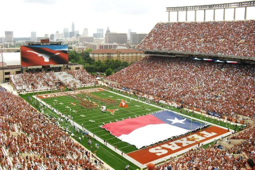 texas longhorns stadium wallpaper