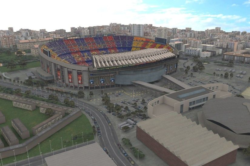 Camp Nou Day Preview ...