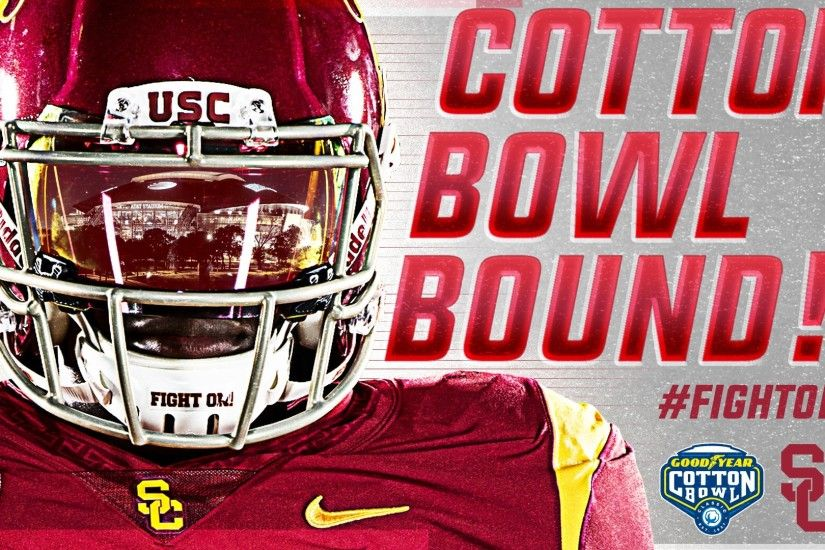 8 USC Football To Face No. 5 Ohio State In Cotton Bowl