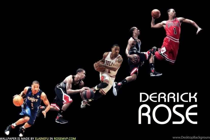 Derrick Rose Dunk Wallpapers Wallpapers Cave
