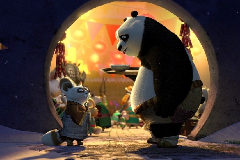 high resolution wallpapers widescreen kung fu panda holiday - kung fu panda  holiday category