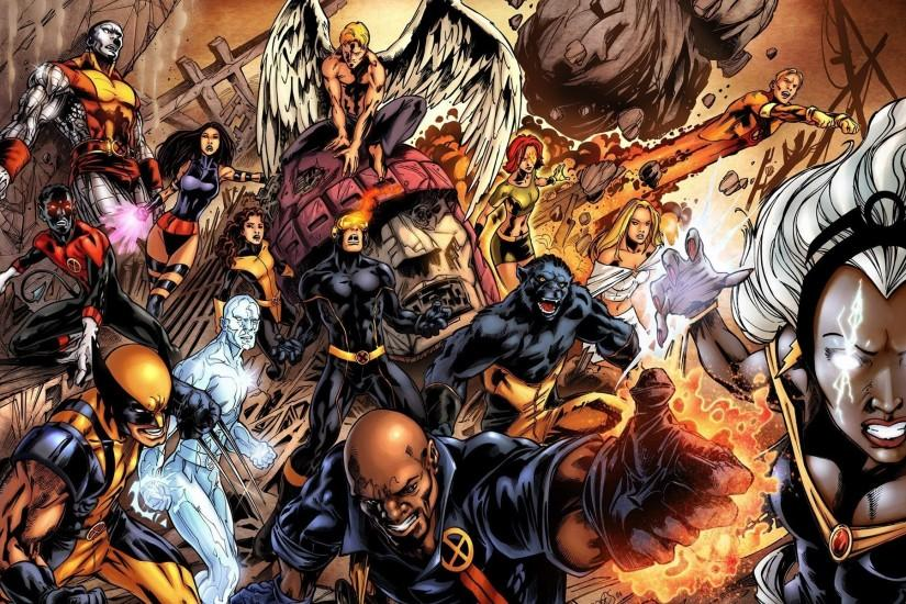 X Men Comic Wallpaper ...