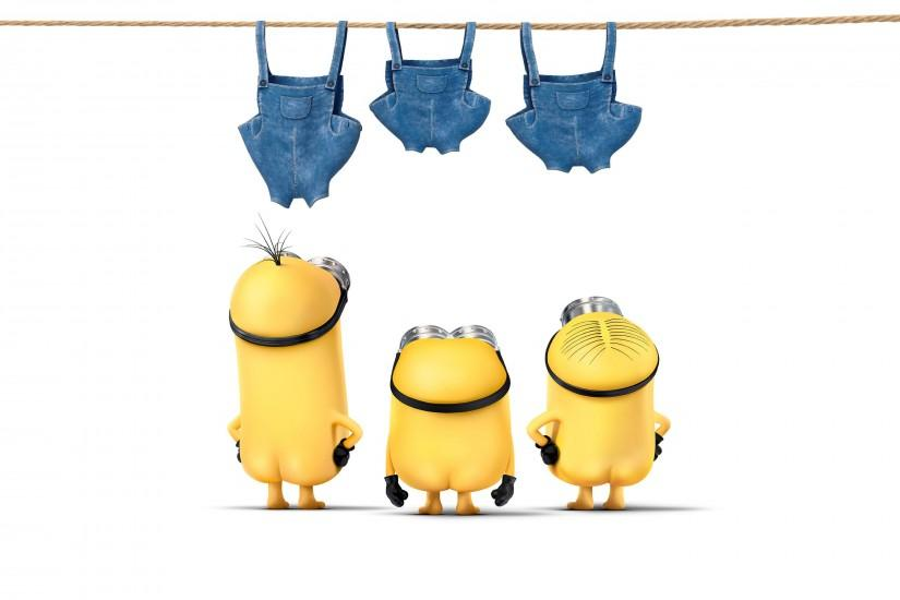 full size minions wallpaper 2880x1800