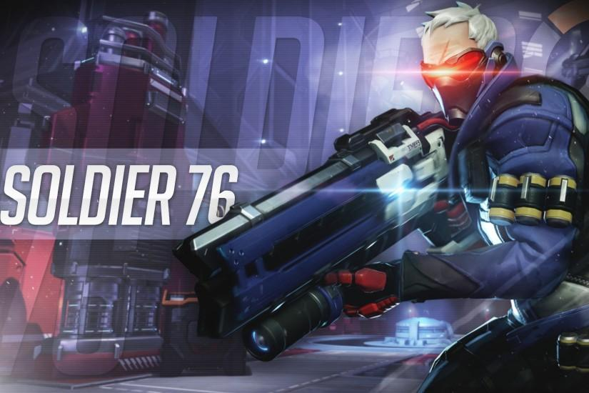 soldier 76 wallpaper 1920x1080 for iphone 6