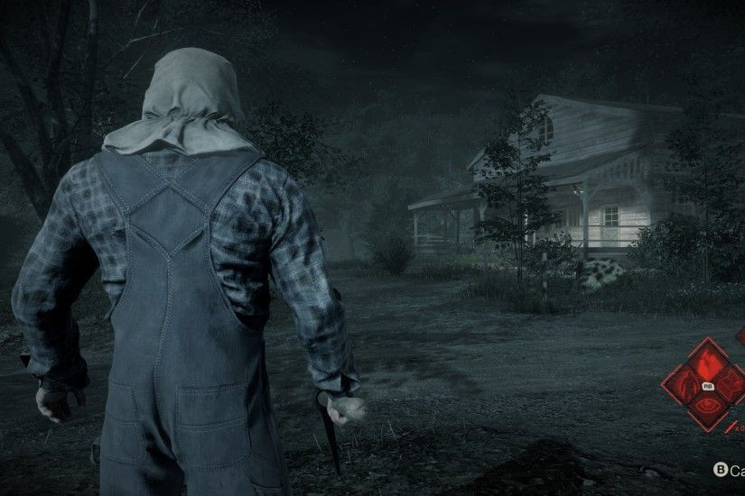 Although Jason's brutal kills are a big part of the game's appeal, Friday  the 13th: The Game isn't about senseless violence.