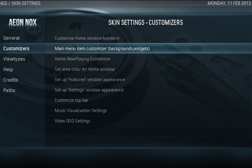 How to Set Up Your XBMC Media Center xbmc 5