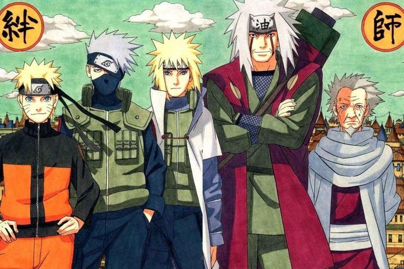 Hokage Naruto Wallpaper ·① WallpaperTag