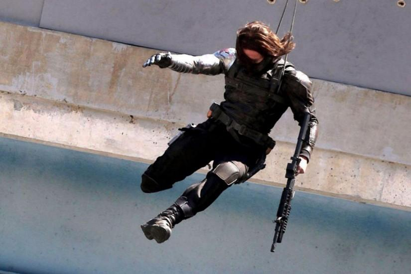 Images For > Bucky Winter Soldier Wallpaper