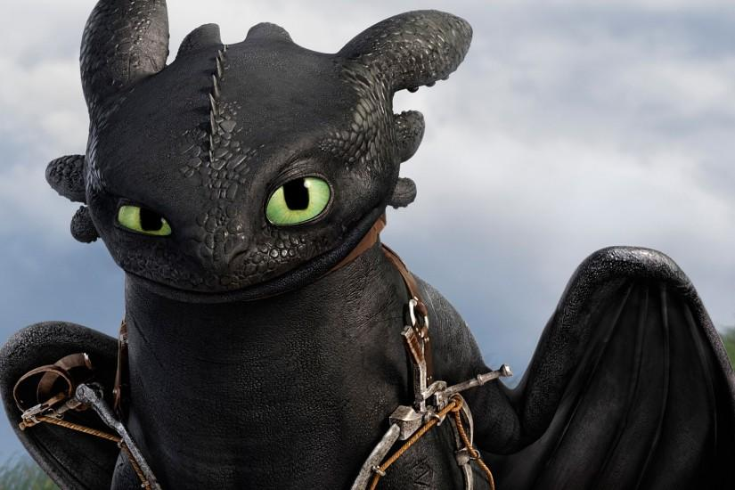 Toothless how to train your dragon 2 wallpaper 1920×1080